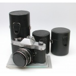 rollei-sl35-with-4-lenses-3585a