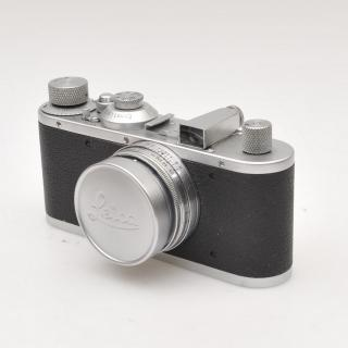 leica-standard-chrome-with-summitar-2-0-50mm-5325a