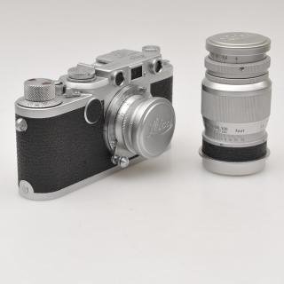 leica-iif-with-summaron-3-5-35mm-and-elmar-4-0-9cm-all-mint-5351a